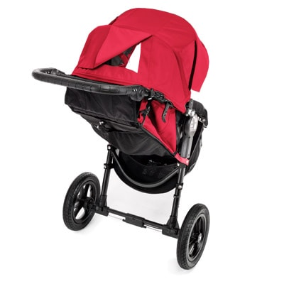 Baby Jogger City Elite lille vindue