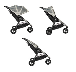 Baby Jogger City Mini GT punkterfrie hjul