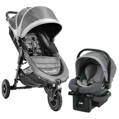 Travel system Baby Jogger City Mini GT lille vinude